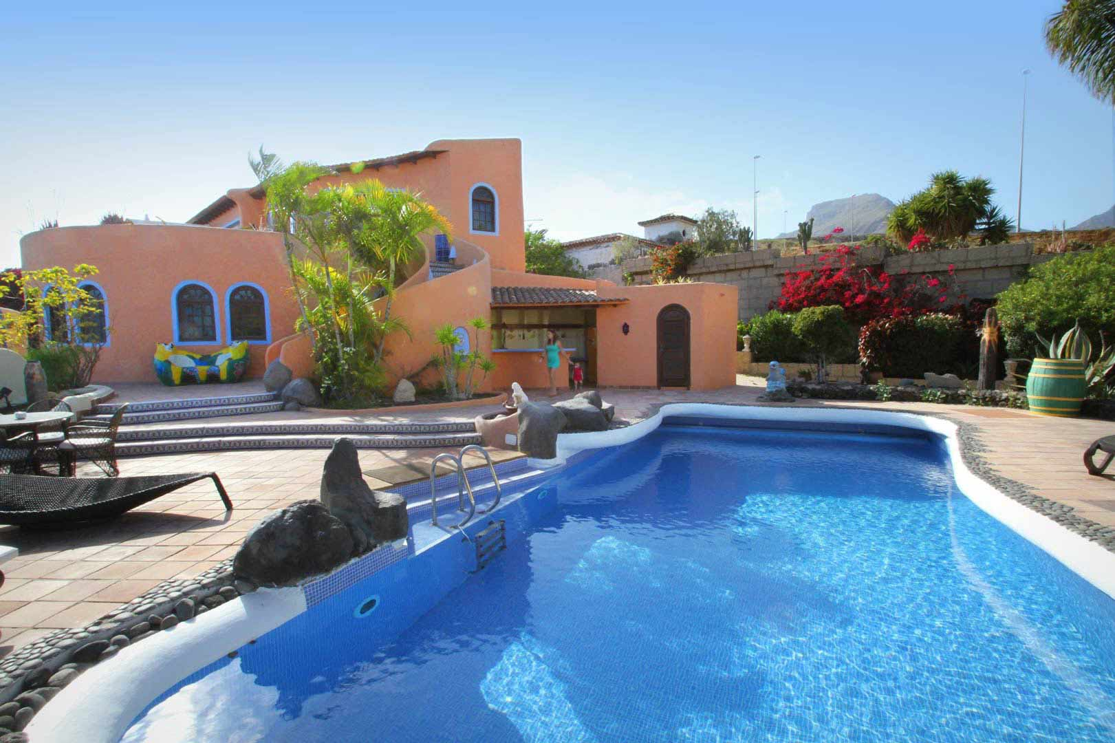 Villa Andalucía in Chayofa in Tenerife – Holiday villa with private pool
