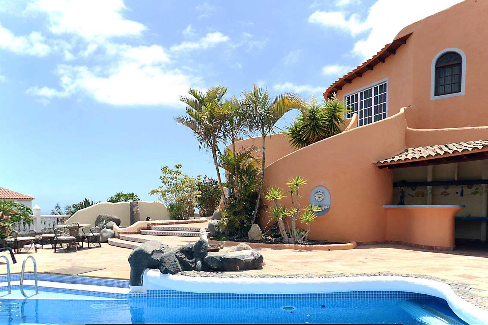 Villa Andalucía: The pool is exclusively reserved for you