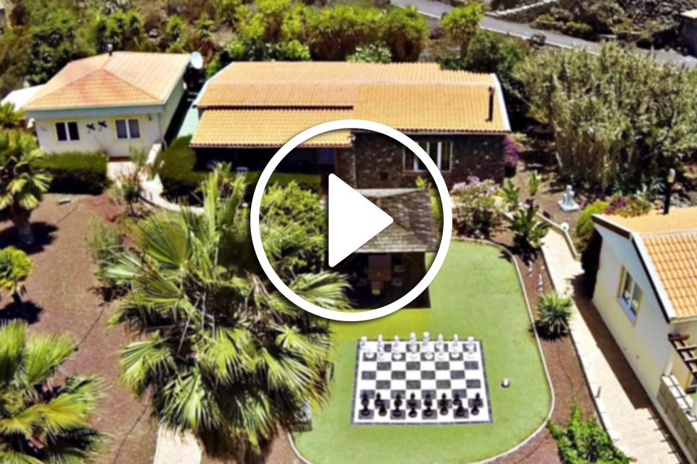 Video on cottages at Finca Montimar