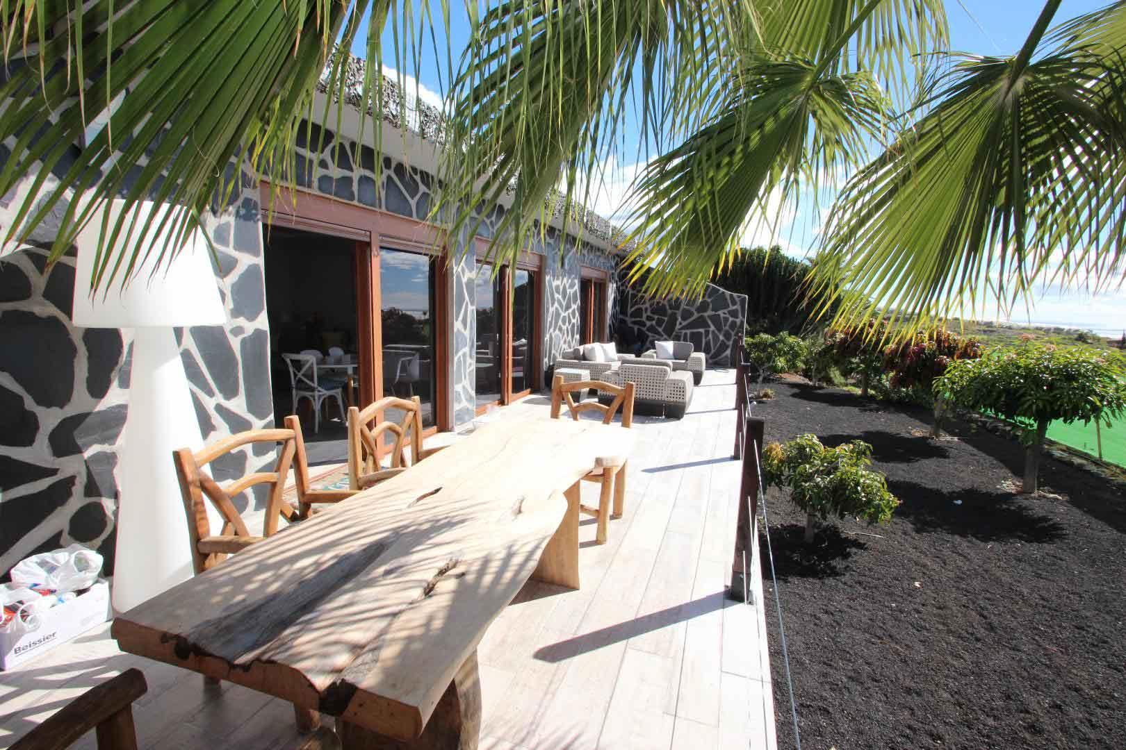 Teneriffa: Finca San Juan - Casa Robinson