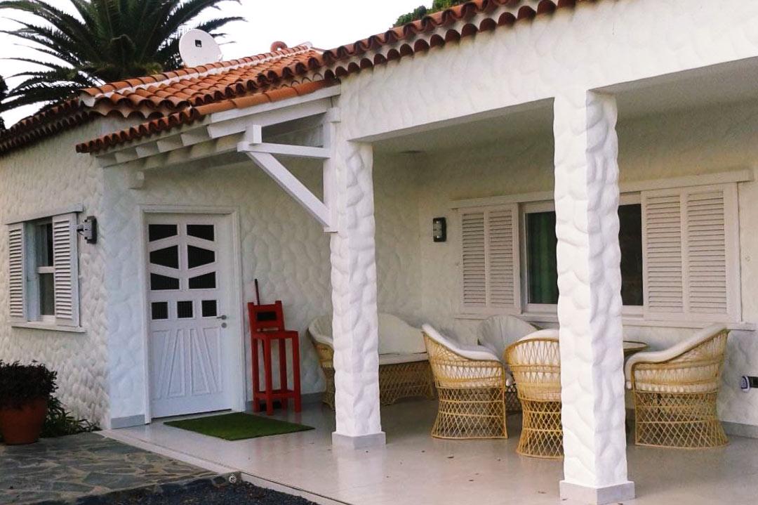 Finca Las Damas in Playa San Juan: Ökologische Bananen Finca mit tollem Ferien-Apartment