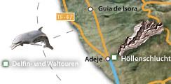 Teneriffa: Interaktive Karte zum Urlaub planen