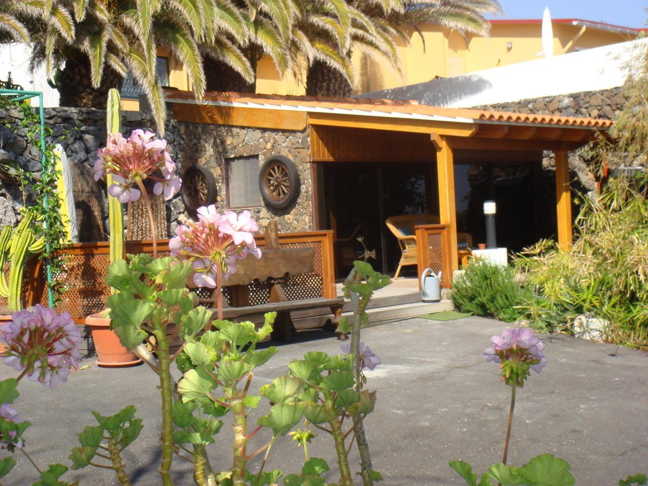 Teneriffa: Finca Alcalá Lodge