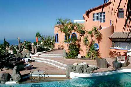 Teneriffa: Villa Andalucia