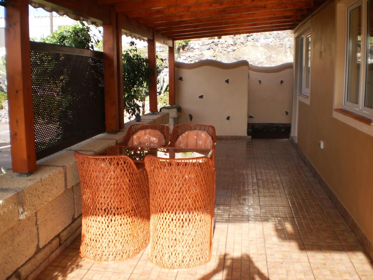 Teneriffa: Casa Kiko, Finca Montimar