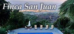 Morgenstimmung  Finca San Juan, Teneriffa