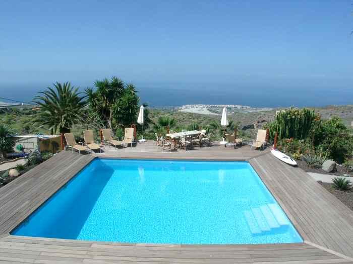 Pool-Landschaft für alle Gäste